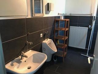 gepflegte und saubere WC-Anlagen